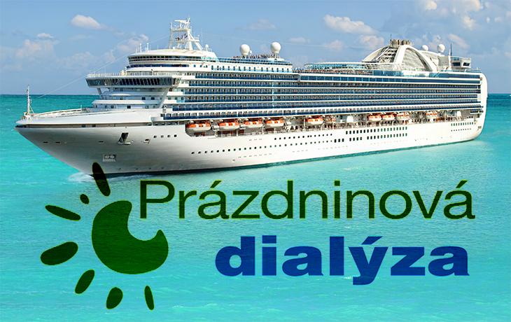 Reportáž české televize o prázdninové dialýze.