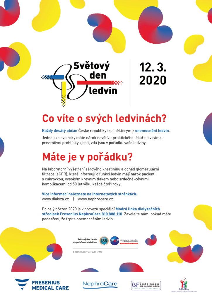 Světový den ledvin 2020